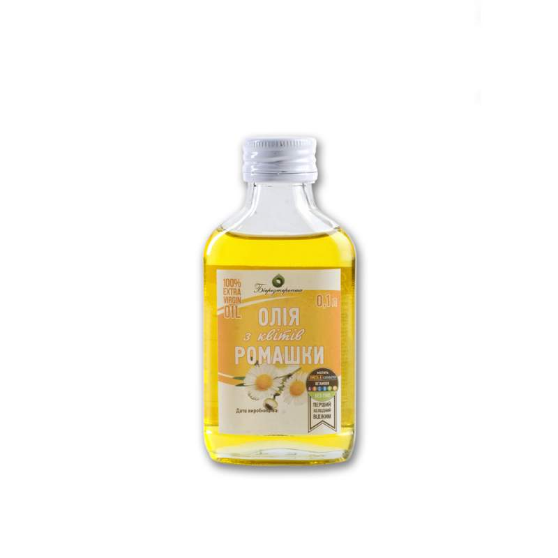 Chamomile oil 200 ml.