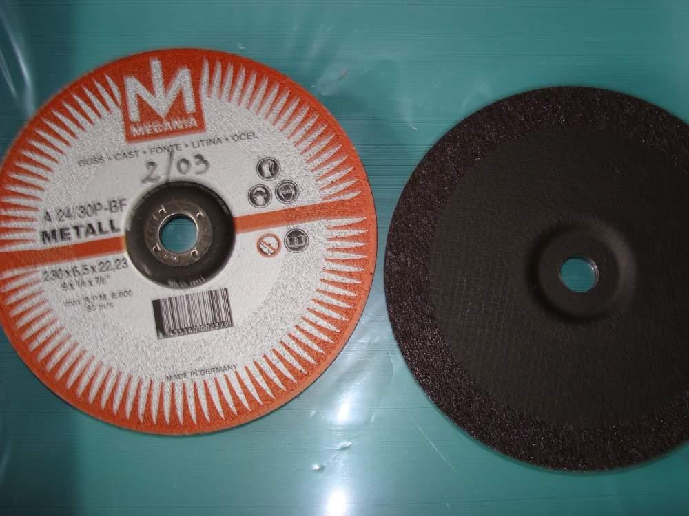 Круг зачистной A24/30P-BF