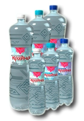 Купить Natural Mineral Water Carpathian Krayna