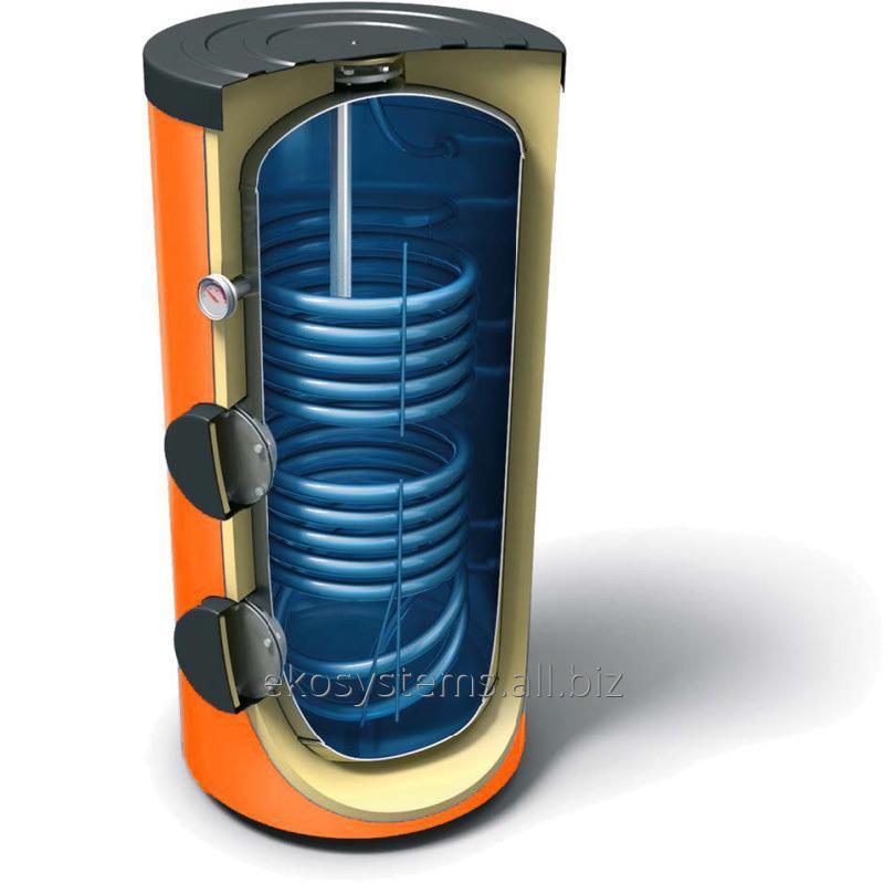Купить Бак-накопитель косвенного нагрева АТМОСФЕРА 20,300SE двухконтурный на 300 литров