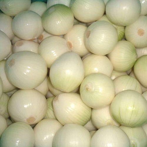 Κρεμμύδια αποφλοιωμένα