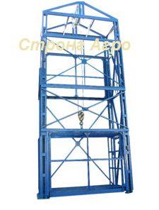 Купить Складской грузовой подъемник(лифт)