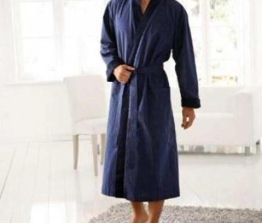 Купить Мужской халат Antonio 6490