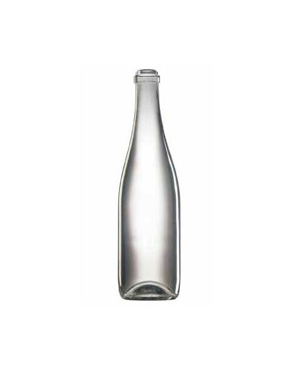 Стеклянная бутылка для шампанского бесцветная 750 ml, Bartop