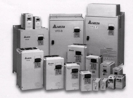 Buy Converters of frequency of DELTA Electronics firm