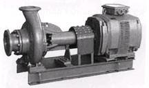 Насосы типа СМ - центробежный горизонтальный консольный одноступенчатый с рабочим колесом закрытого типа
