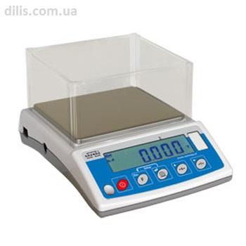 Весы лабораторные электронные Radwag WLC 6/C/1