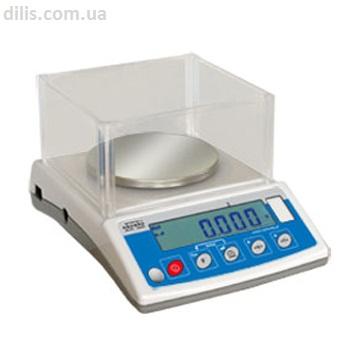 Весы лабораторные электронные Radwag WLC 20/C/1