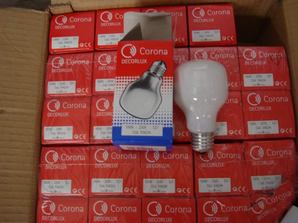 Лампочка Corona