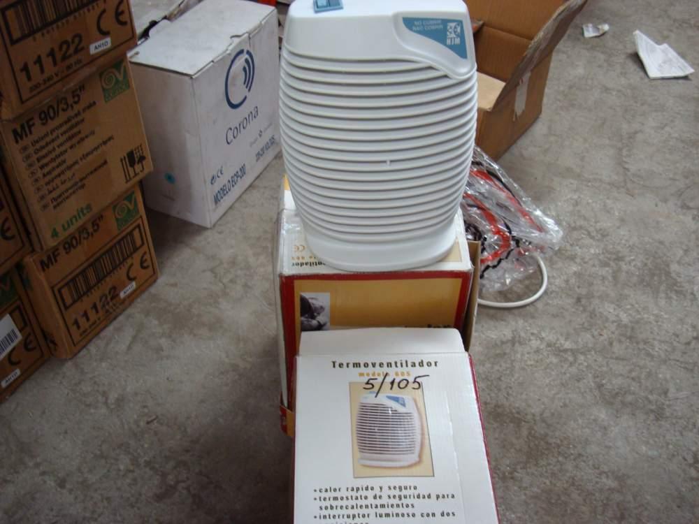 Купить Термовентилятор HJM