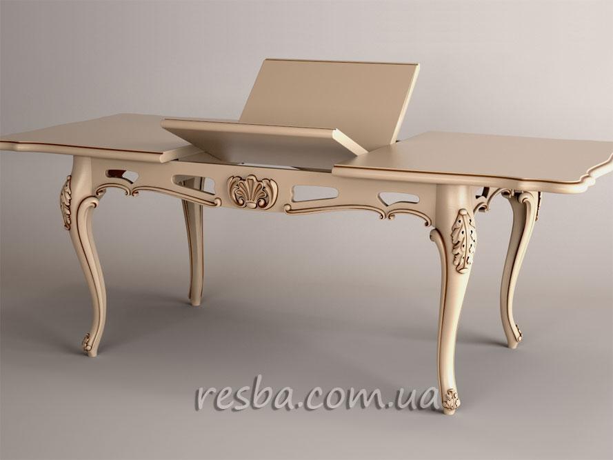 Купить Раскладной стол для гостиной на 6-8 персон Tb05k