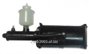 ПГУ УРАЛ-4320, силовой агрегат тормозов,  усилитель пневматический тормоза задний.