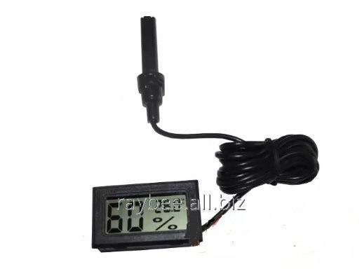 Купить Гигрометр Цифровой, измеритель температуры и влажности в улье