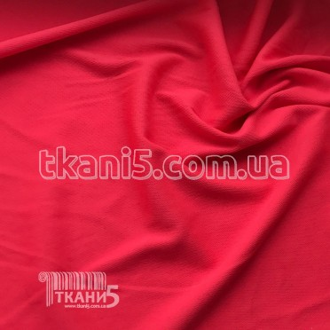 Buy Fabric Jersey a two-thread (neon - pink) 5698