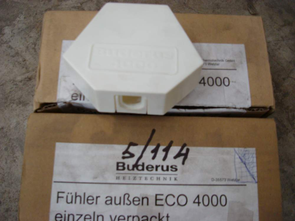 Коробка распределительная Buderus