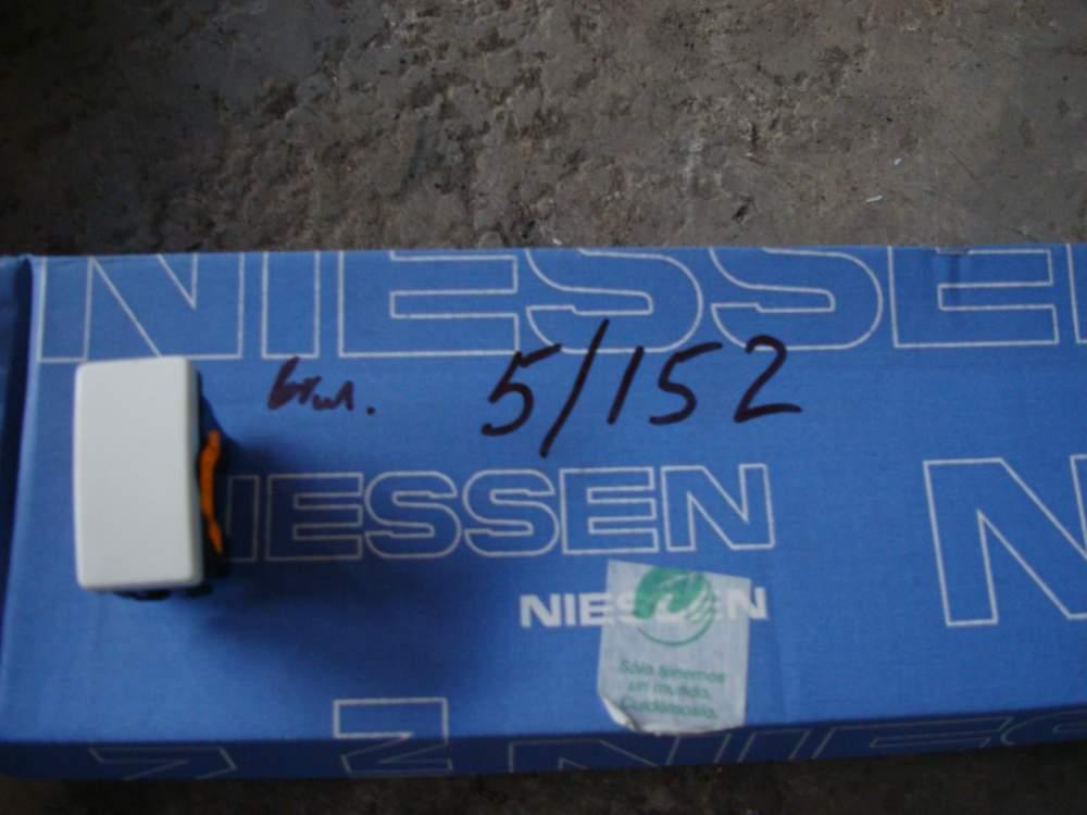 Выключатель 1 клавишный Niessen