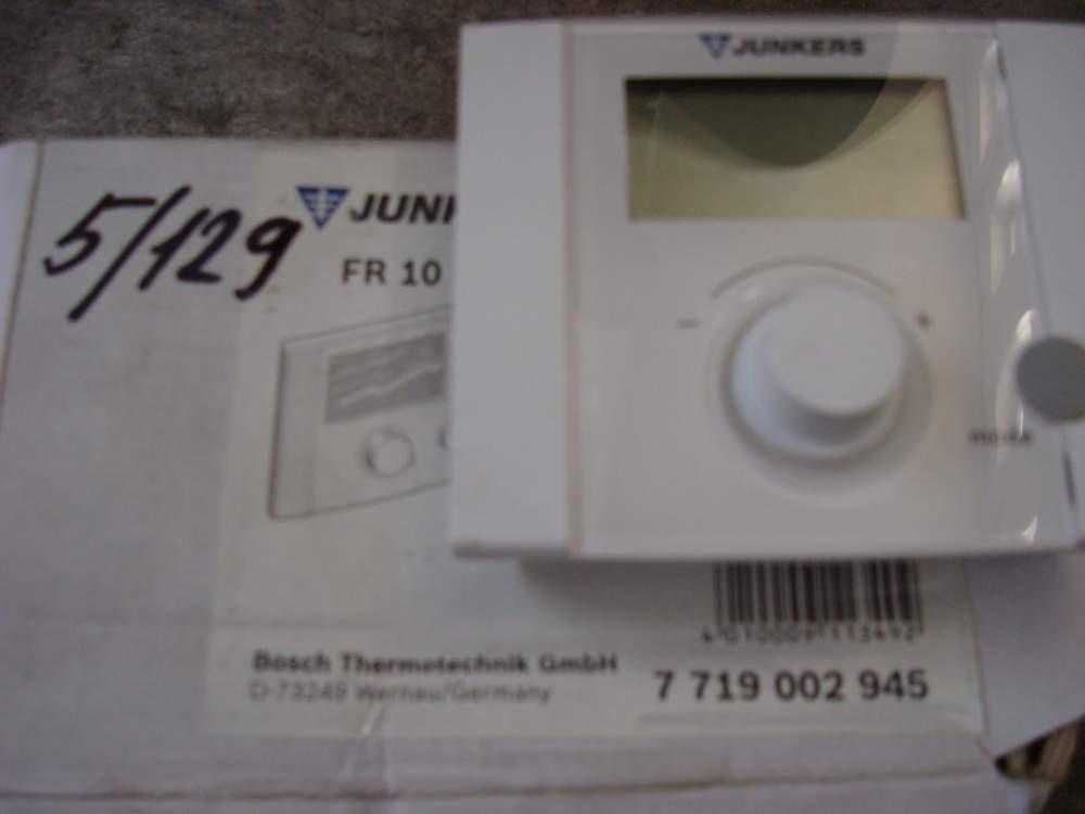 Регулятор температуры воздуха Juncers