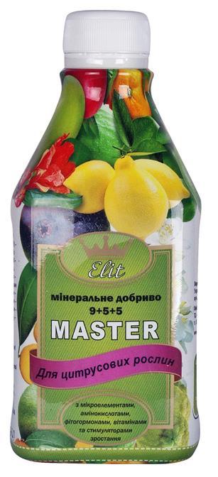 Удобрение ROST® – Мастер Элит. Для цитрусовых растений. Высокоэффективное многокомпонентное минеральное удобрение