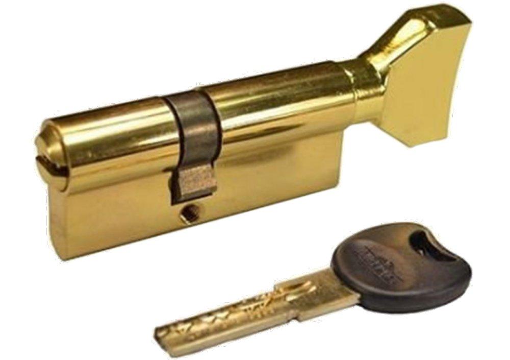Цилиндровый механизм секретности Империал СК70mm 30/40 PB