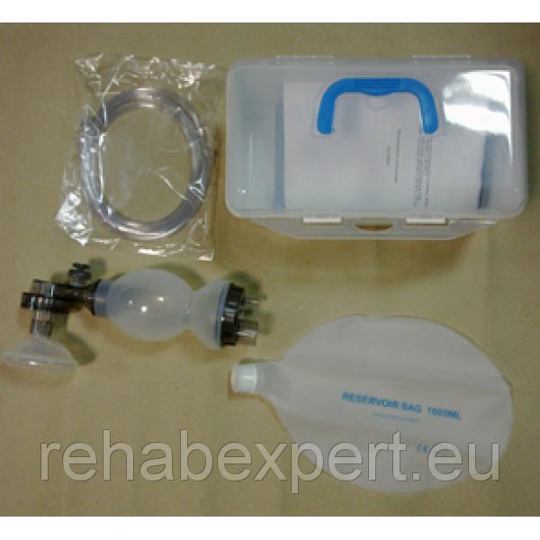 Resuscitation bag for newborn HX 002-I (Ambu's bag for newborns)