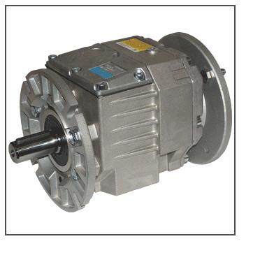 Цилиндрические мотор-редукторы двухступенчатые HYDRO-MEC