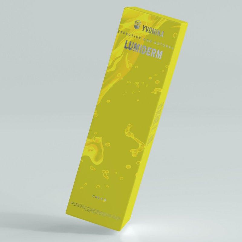 Био-пилинг для отбеливания кожи Lumiderm Люмидерм