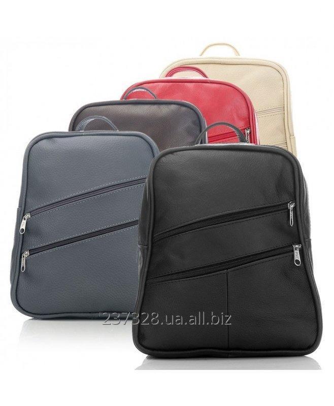Купить Кожаный рюкзак Abruzzo 118-1