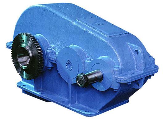 Редукторы цилиндрические двухступенчатые крановые тип РК (РК 500, РК 650)