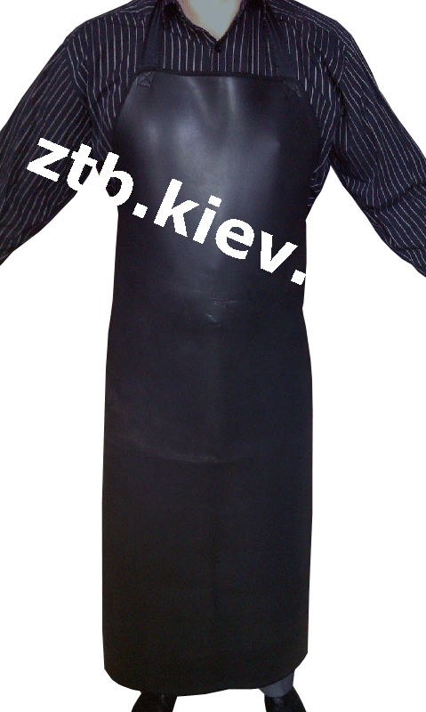 Buy Apron neoprene for cleaning of premises of shops and fumigation