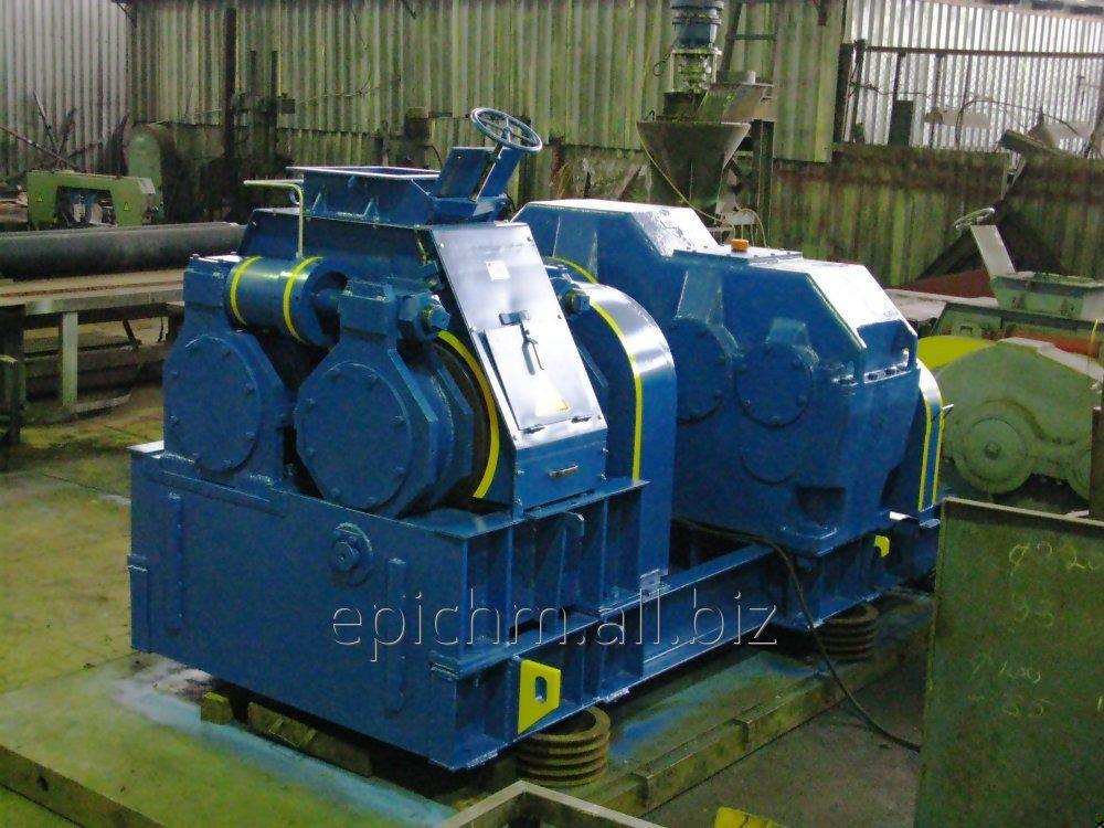 Buy Press roller briquetting waste metallurgical and coal industry