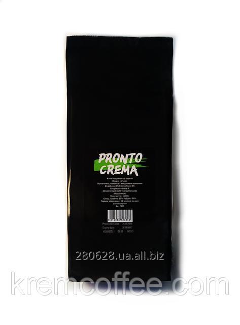 Купить Кофе в зернах Pronto Crema 1 кг