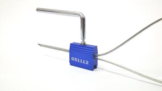 Ryglowania i uszczelniania urządzenia metr Vjelv, 1000 mm sznur