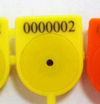 Пломба Вэго, диаметр хвостовика 1,2 мм