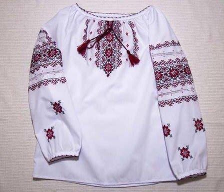 Вишиті сорочки дитячі купити в Ужгород b11068395d05f