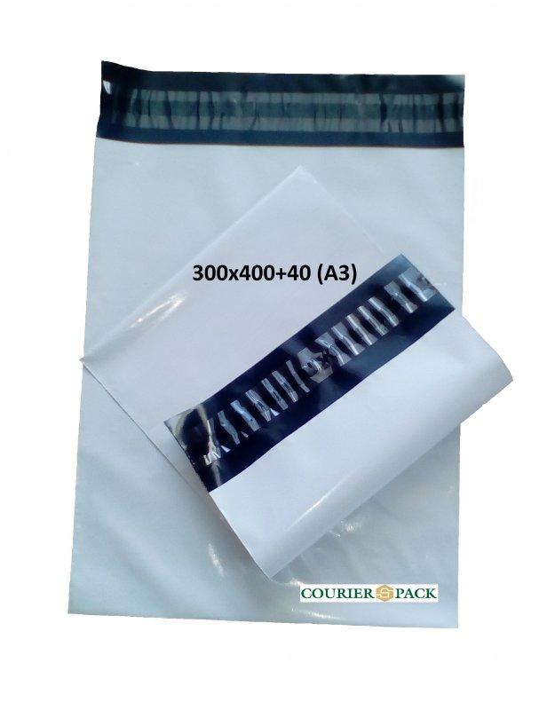Курьерский пакет 300x400+40 (А3)