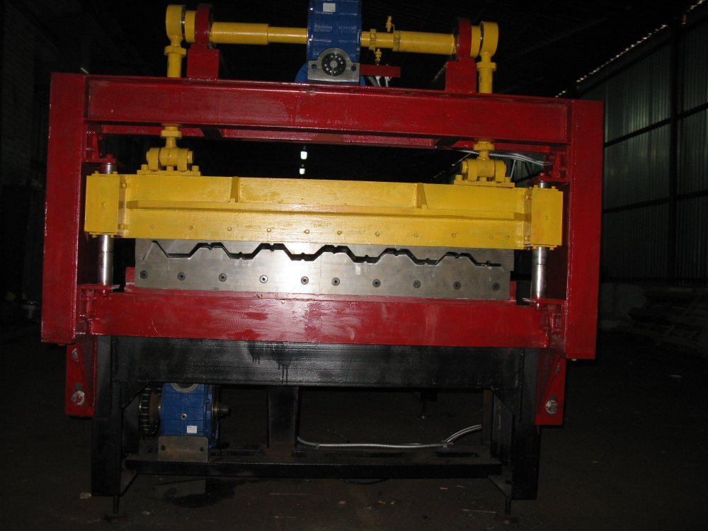 Line for production of corrugated board T 44. Available.