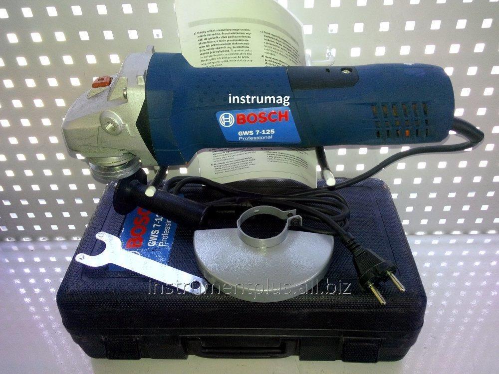 Купить Угловая шлифовальная машина Bosch GWS 7-125 (Польша, реплика)