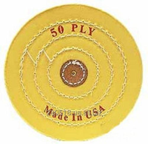 Buy Circle muslin d-150 of mm, 50 layers, yellow (average hardness)