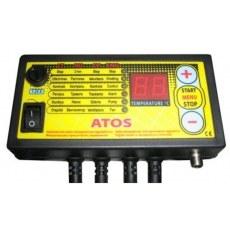 Автоматика для твердотопливного котла Atos