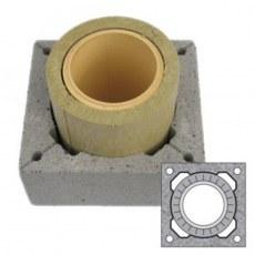 Купить Одноходовой керамический дымоход Schiedel UNI D140 L4