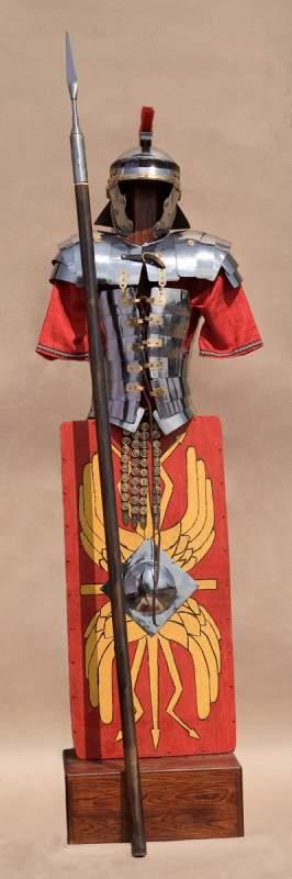 Купити Латний комплект, Римський легіонер