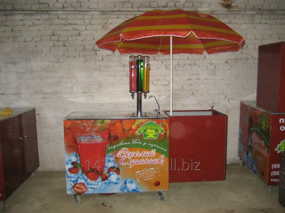 Buy Mobile outlets for street trade; equipment for sale of lemonade