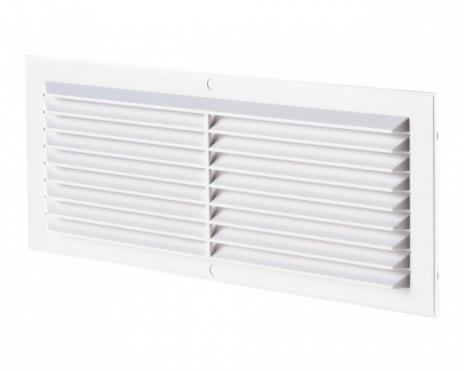 Купить Приточно-вытяжные решетки серии МВ 80-1 код МВ 80-1с АБС