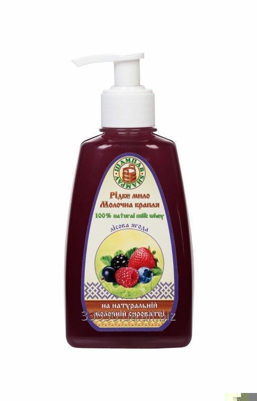 """Купить Экологическое жидкое мыло """"Лесная ягода"""""""