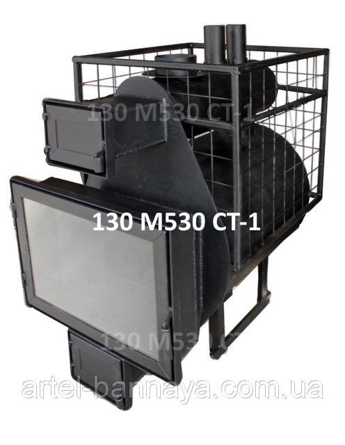 Печь банная парАвоз 130М530СТ-1