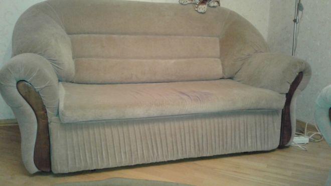 Buy Sofa and 2 chairs
