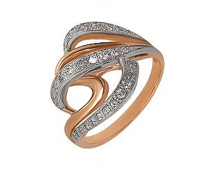 Купить Золотое кольцо 585 пробы с фианитами ,Артикул 01-13113438 ,Модель м-01-13113438