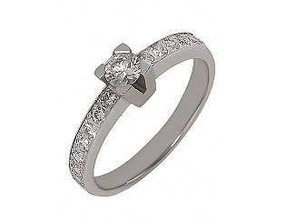 Купить Золотое кольцо 585 пробы с фианитами ,Артикул 01-13116823 ,Модель м-01-13116823