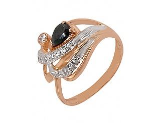 Купить Золотое кольцо 585 пробы с фианитами ,Артикул 01-14035871 ,Модель м-01-14035871