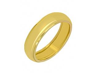 Купить Золотое обручальное кольцо 585 пробы ,Артикул 15-000059576 ,Модель 3к-262